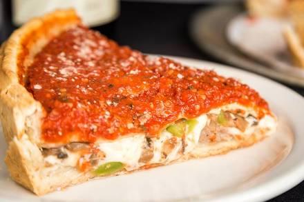 Bacino's of Lincoln Park best chicago rooftop restaurants;