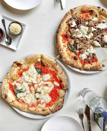 Forno Rosso Pizzeria Napoletana best french bistro chicago;