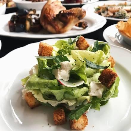 Margeaux Brasserie best chicago rooftop restaurants;