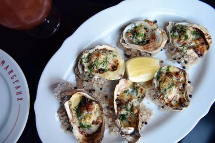 Margeaux Brasserie best french bistro chicago;
