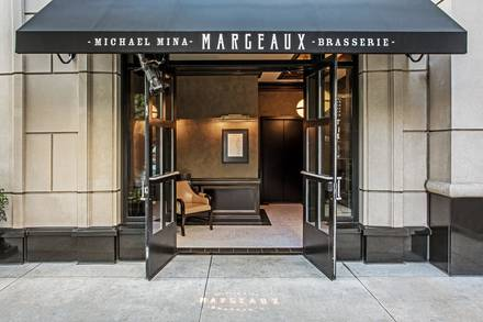 Margeaux Brasserie best greek in chicago;
