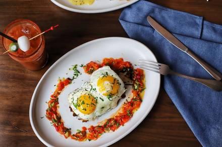 Walton Street Kitchen + Bar best french bistro chicago;