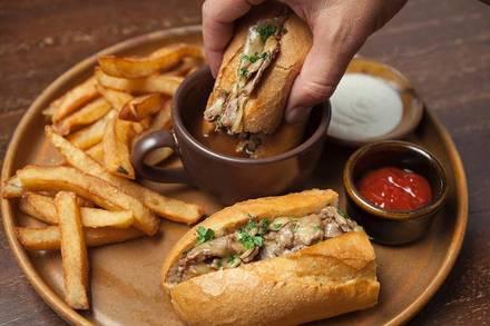 Meat on Ocean USDA Prime Steaks;