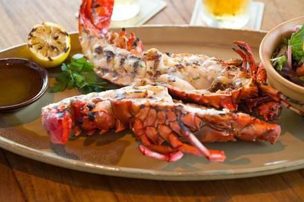 Meat on Ocean prime steakhouse;