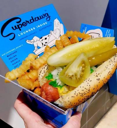 Superdawg Drive-In best german restaurants in chicago;