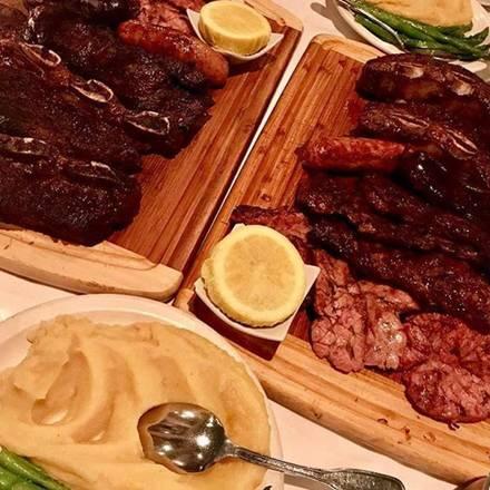 Carlitos Gardel Argentine Steakhouse USDA Prime Steaks;