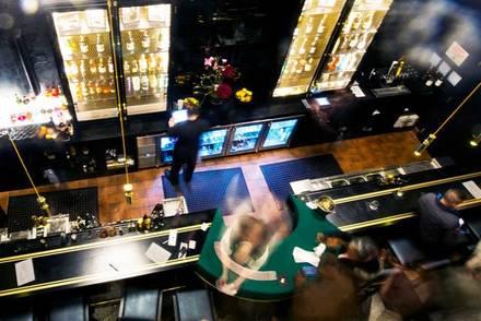 Chicago Magic Lounge best french bistro chicago;