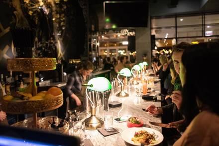 Machine: Engineered Dining & Drink best comfort food chicago;