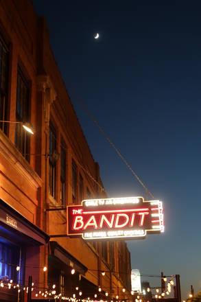 Bandit best chicago rooftop restaurants;