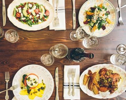 Pennyville Station best comfort food chicago;