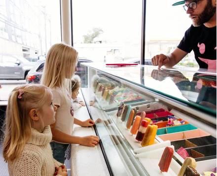 Pretty Cool Ice Cream best comfort food chicago;