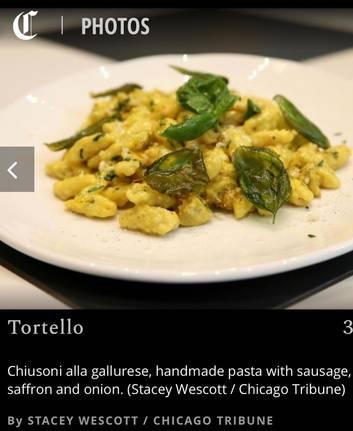Tortello best ramen in chicago;