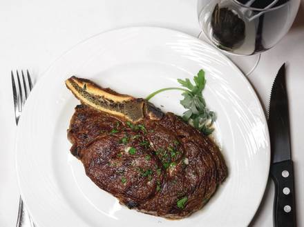 Palm Restaurant - Chicago Best Steakhouse;