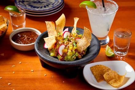 Cantina Laredo - Chicago best german restaurants in chicago;