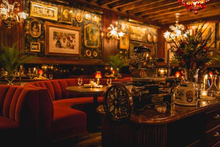 Ciccio Mio best german restaurants in chicago;