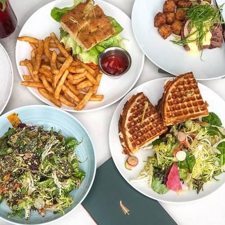 WoodWind best comfort food chicago;