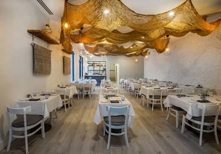 Avli River North best chicago rooftop restaurants;