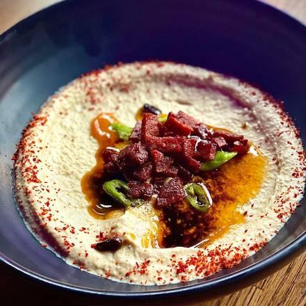 Oda Mediterranean Cafe best french bistro chicago;