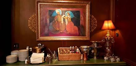 Oda Mediterranean Cafe best greek in chicago;