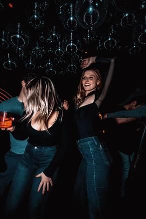 Dance Studio Vol. 1 best chicago rooftop restaurants;
