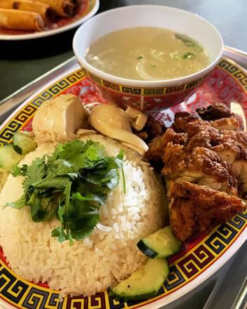 Phodega best comfort food chicago;
