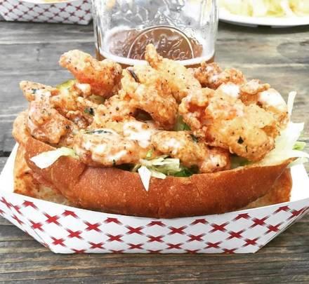 Fish Bar best fried chicken in chicago;