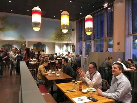 Wishbone - West Loop best chicago rooftop restaurants;