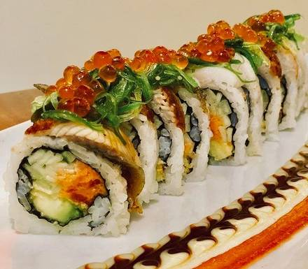 Hot Woks Cool Sushi - Roscoe Village best german restaurants in chicago;