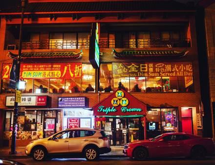 Triple Crown Restaurant best comfort food chicago;