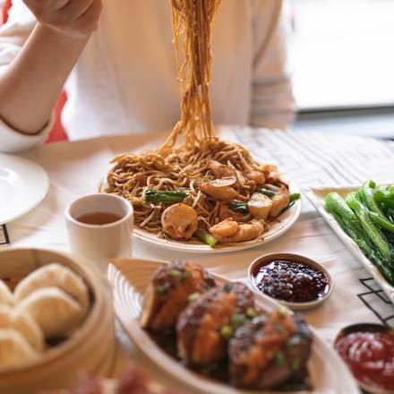 Triple Crown Restaurant best greek in chicago;