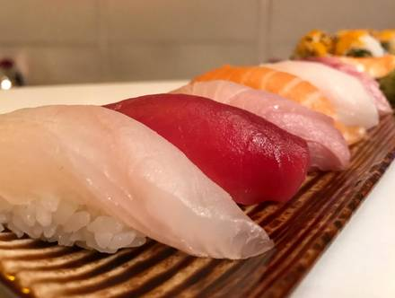 Friends Sushi best comfort food chicago;