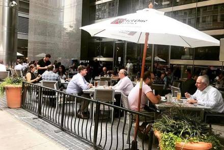 One North Kitchen and Bar best french bistro chicago;