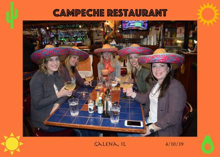 Campeche Restaurant best greek in chicago;