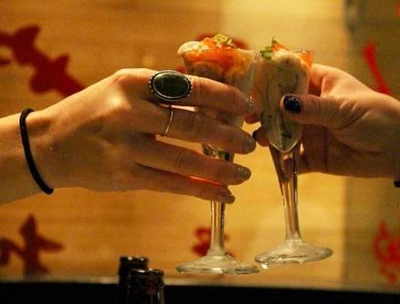 Sai Cafe best restaurants in chicago loop;