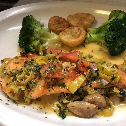 Buona Terra best comfort food chicago;