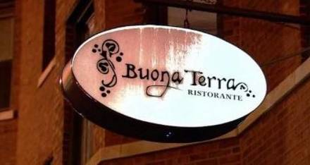 Buona Terra best greek in chicago;
