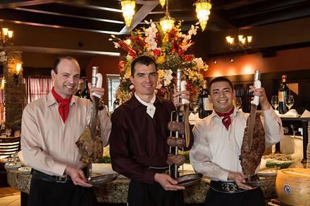 Chama Gaucha Brazilian Steakhouse best italian restaurant in chicago;