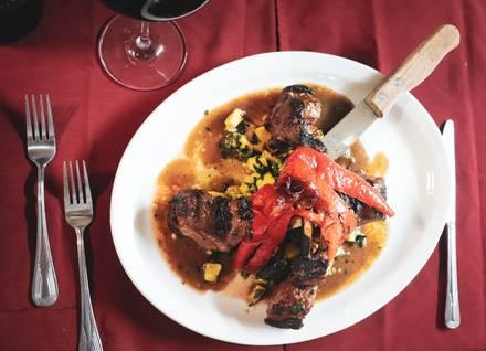 Il Vicinato Ristorante best ramen in chicago;