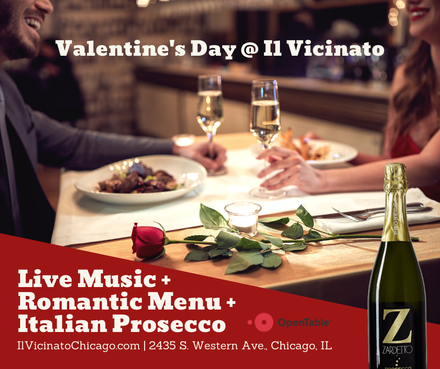 Il Vicinato Ristorante best chicago rooftop restaurants;