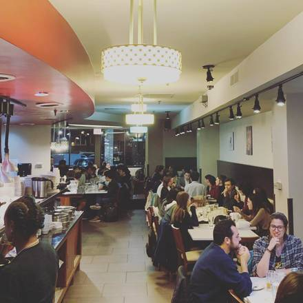 Cedars Mediterranean Restaurant best greek in chicago;