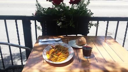 Club Lago Restaurant best chicago rooftop restaurants;