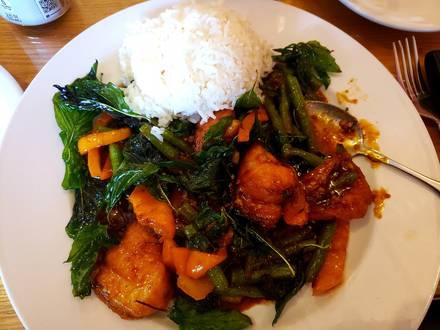 Siam Pasta - Chicago best restaurants in downtown chicago;
