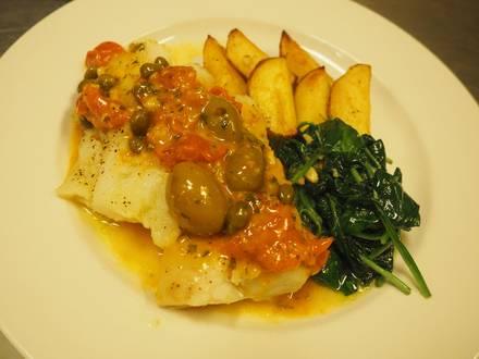 Enoteca Roma Ristorante best fried chicken in chicago;