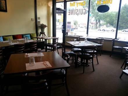 Siam Treasure best italian restaurant in chicago;