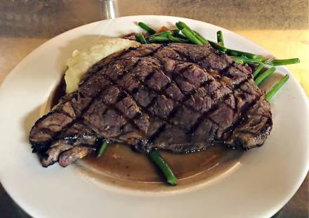 Maldaner's best comfort food chicago;