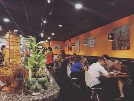 Hands On Modern Thai and Sushi Bar best italian restaurant in chicago;