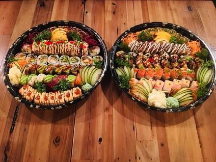 Hands On Modern Thai and Sushi Bar best ramen in chicago;