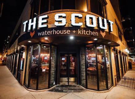 The Scout Waterhouse & Kitchen best fried chicken in chicago;