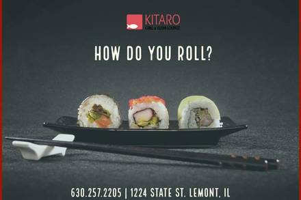 Kitaro Grill and Sushi Lounge best french bistro chicago;