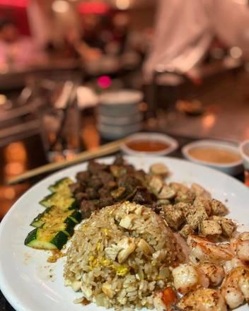 Benihana - Schaumburg best restaurants in downtown chicago;